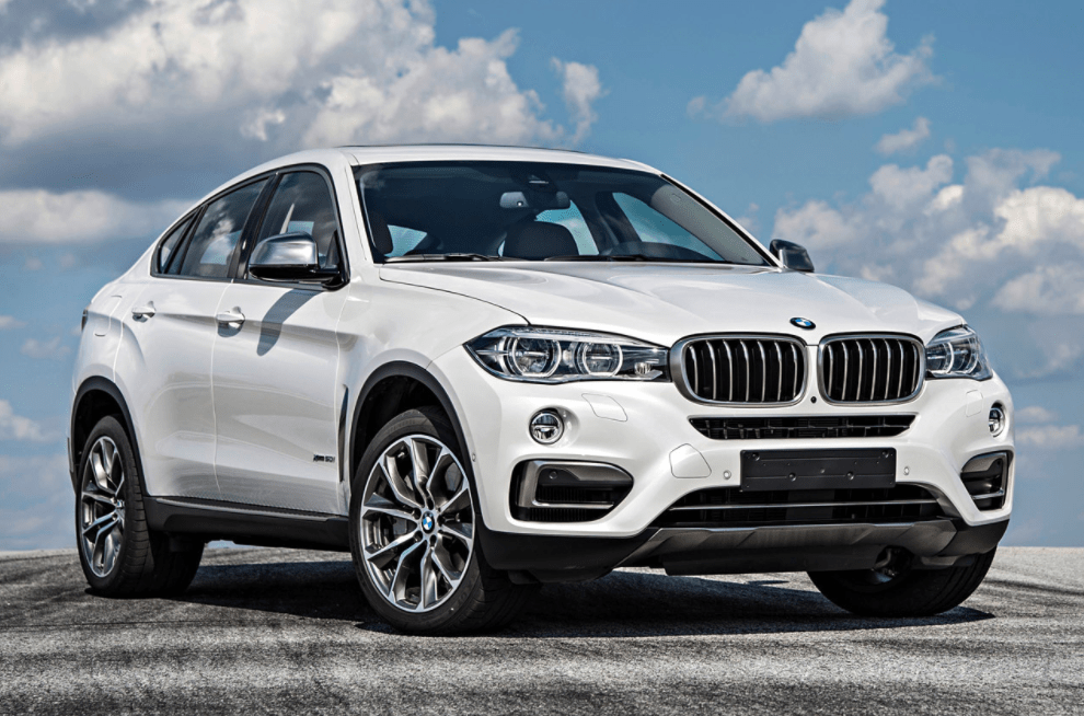 2015 BMW X6 Owners Manual