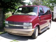 2004 Chevrolet Astro Test Drive Review CarGurus