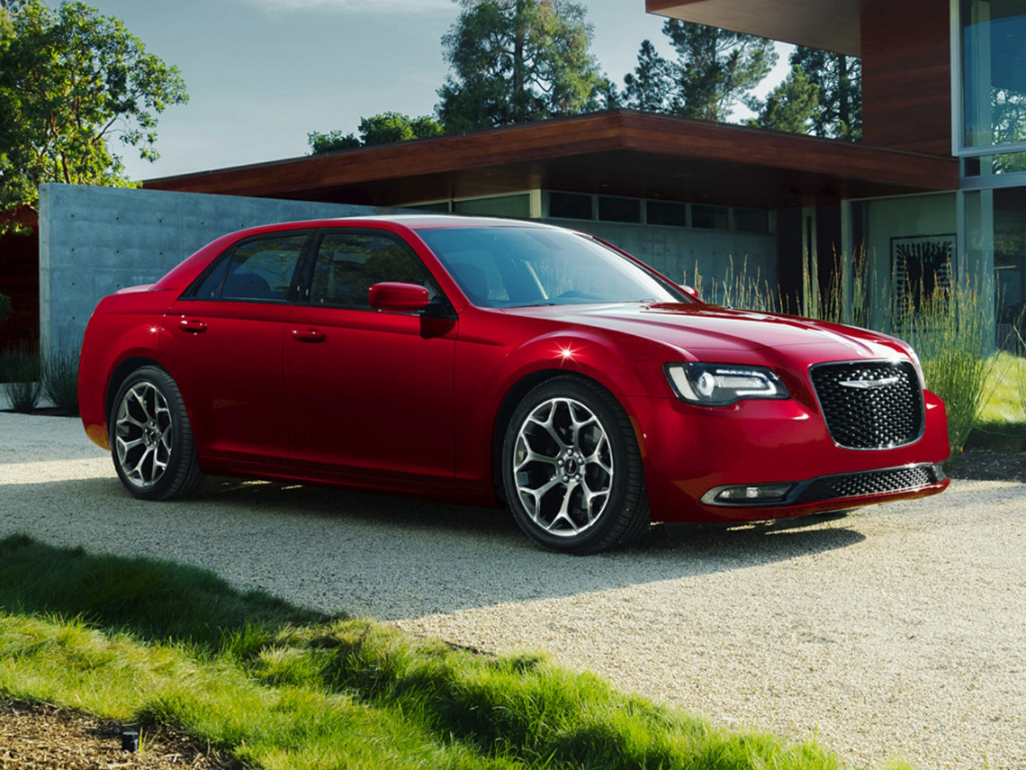 2016 Chrysler 300 Owners Manual