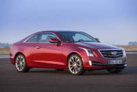 2018 Cadillac ATS Coupe Owners Manual