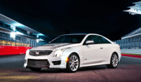 2019 Cadillac ATS Coupe Owners Manual
