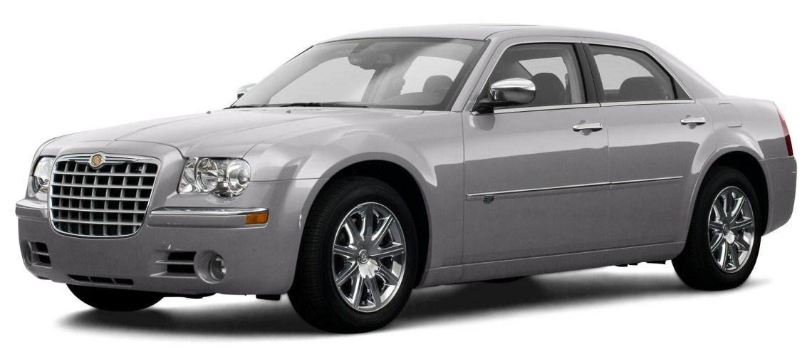 2008 Chrysler 300 Owners Manual