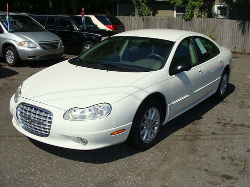 2002 Chrysler Concorde Owners Manual