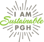 I am Sustainable PGH logo