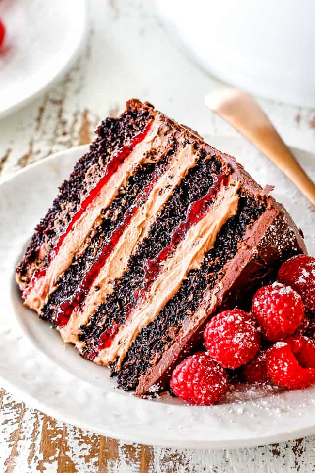 Chocolate Easy Mousse Cake