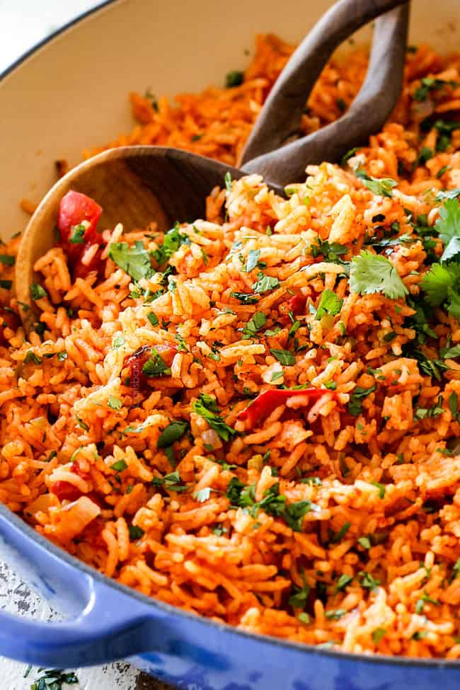 Best Ever Restaurant Style Mexican Rice Tips And Tricks