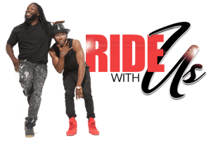 Ride With Us LIVE (Rickles Room)