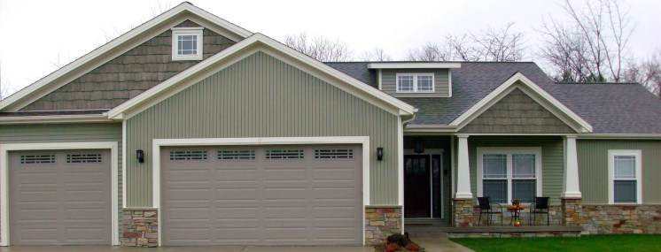 Green Siding Combinations – Carlson Exteriors Inc.