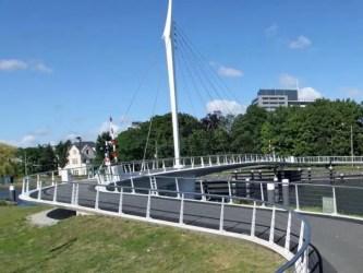 fietsbrug Rijswijk
