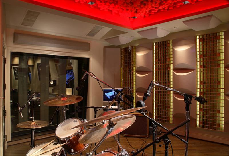 Soundproof Foam In Nashville By Carl Tatz Design