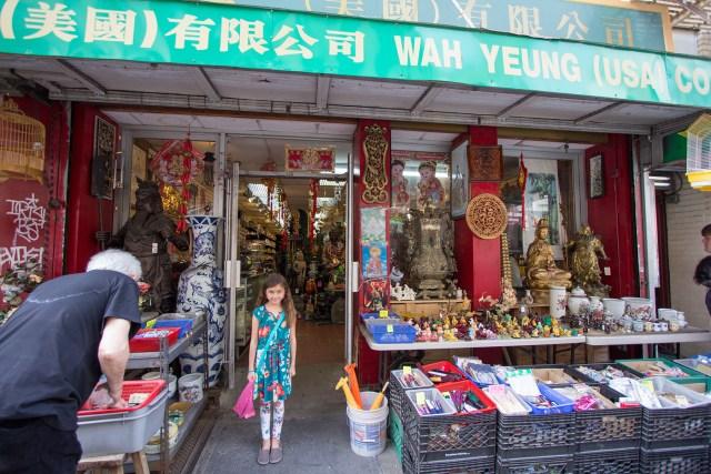 Carltonaut's Travel Tips Chinatown New York City