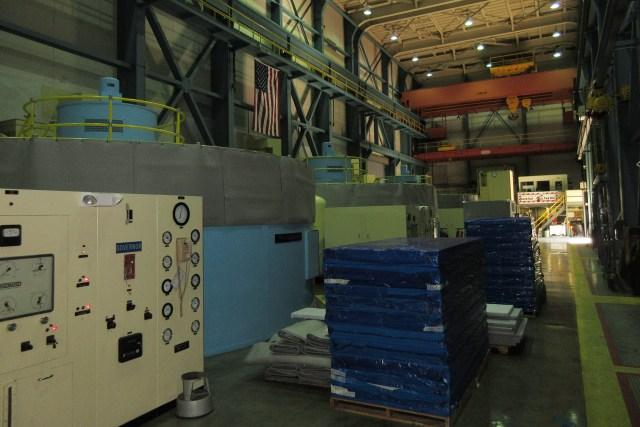Carltonaut's Travel Tips Best Dam Tour in Utah generator room