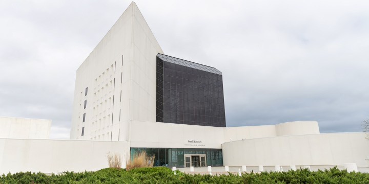 Visit the John F. Kennedy Presidential Library and Museum