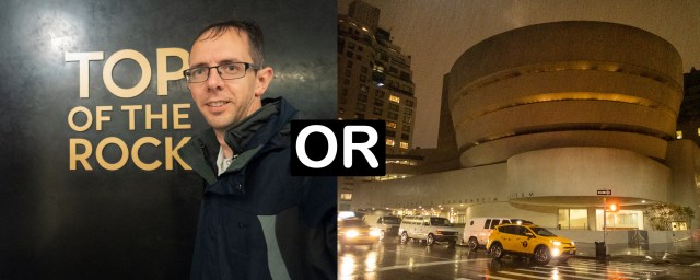 Top of the Rock or The Guggenheim Museum CityPASS New York City Carltonaut's Travel Tips