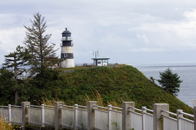 Cape Disappointment Lighthouse Overlook in Washington Carltonaut's Travel Tips