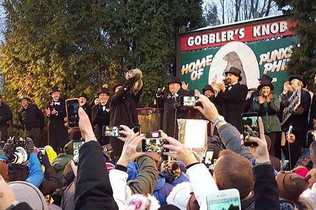 Enjoy Groundhog Day festivities at Gobbler's Knob in Punxsutawney, Pennsylvania Carltonaut's Travel Tips