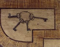 9404 Bench detail