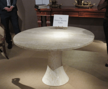 NYSD Feature on the 61st Annual Winter Antiques Show