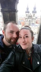 Tower Views, Selfie