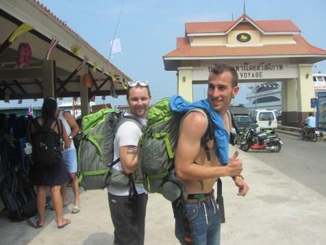 Backpack Friend!