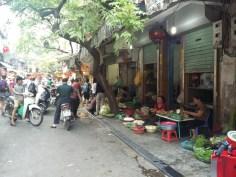 Standard Hanoi Old Quarter Streetscene
