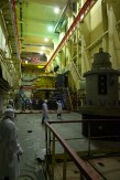 South Main Circulation Pump engine hall in Reactor 3, Chernobyl.