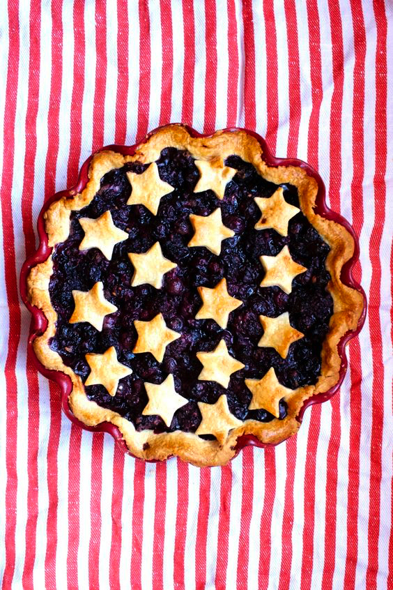 Red White and Blue Recipes 2