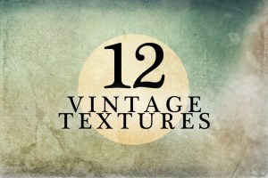 Vintage Textures by Carlyartdaily