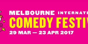David O'Doherty and Josie Long at Melbourne International Comedy Festival 2017