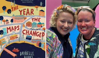 Book review – The Year the Maps Changed by Danielle Binks