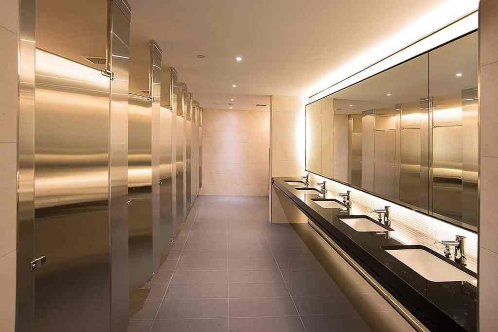 bathroom renovation office