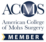 American College of Mohs Surgery Member