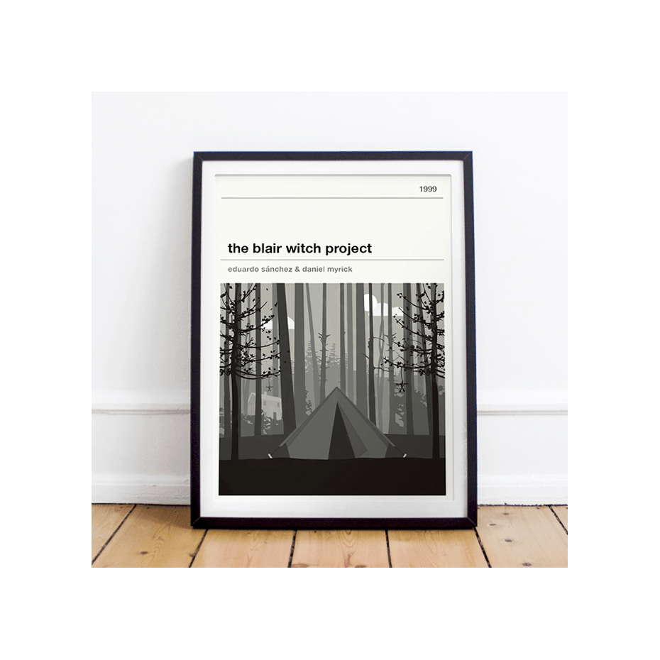 affiche-cinema-the-blair-witch-project-art-print