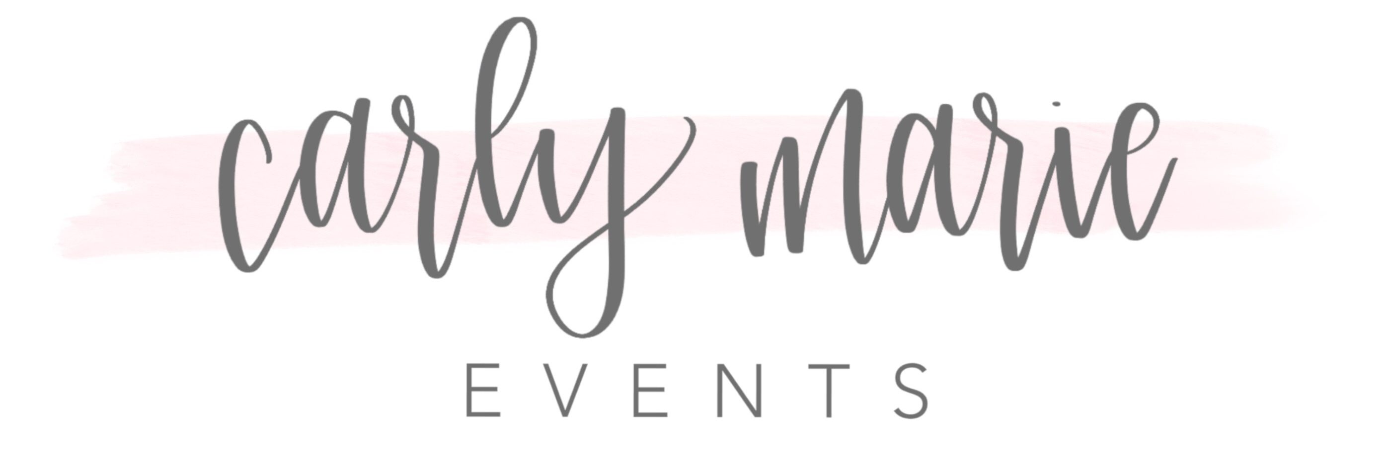 Carly Marie Events