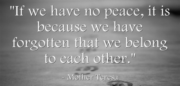 if-we-have-no-peace-it-is-because-we-have-forgotten-that-we-belong-to-each-other-mother-teresa-mother-quote