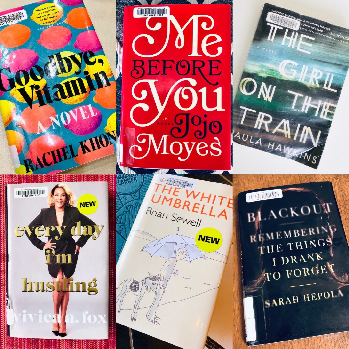 What I read: March 2019
