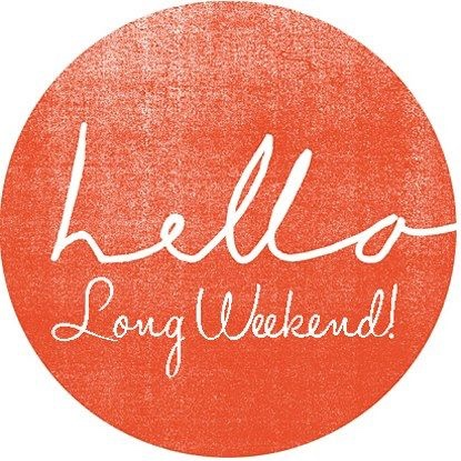 May long weekend