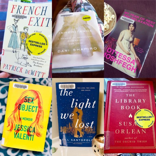My favourite books: January-June 2019