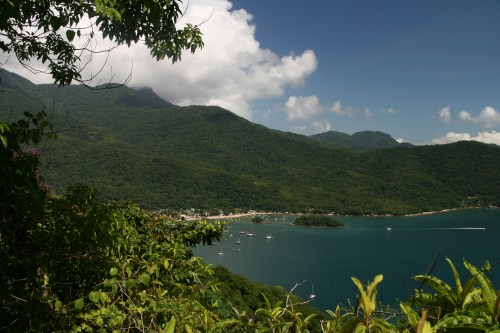 Jungle island views, Ilha Grande