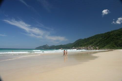 Praia Lopes Mendes, Ilha Grande