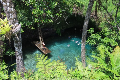Magical To Sua Ocean Trench