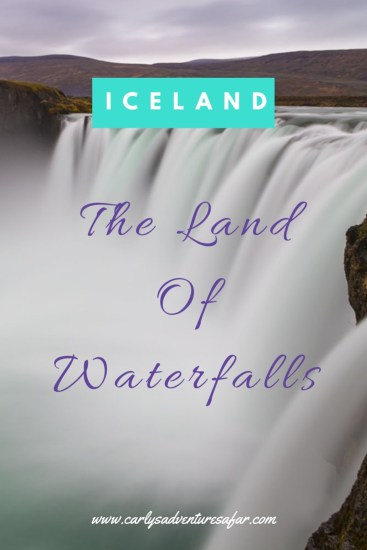 Iceland - The Land of Waterfalls