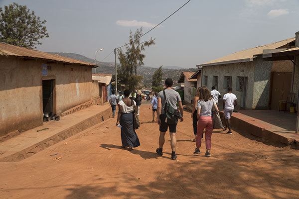 Nyamirambo - one of Kigali's oldest neighbourhoods