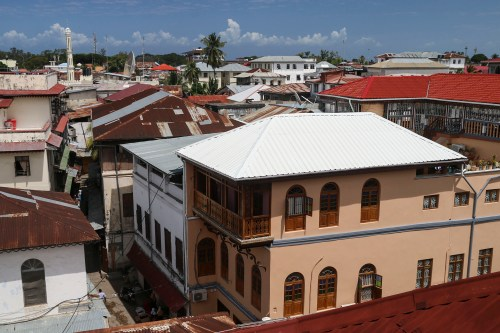 Rooftops of Stone Town