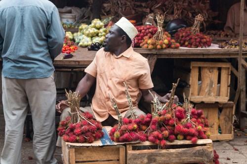 Vibrant Darajani Market