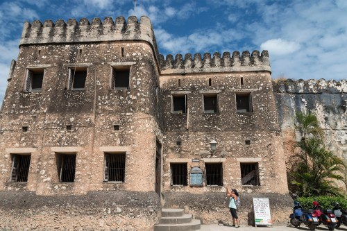 Stone Town's Old Fort