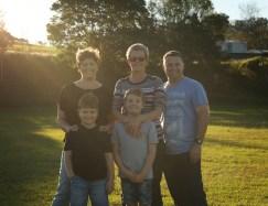 Family & Grandma!