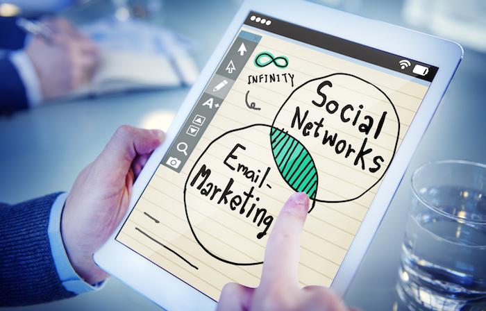 Social Network Social Media Technology Communication Concept