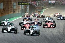 Massacre anunciado: a dupla da Mercedes - Benz não deu chance alguma à Ferrari de Vettel, Rosberg e Hamilton duelaram só contra o cronômetro