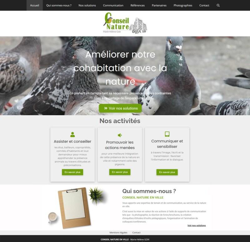 home conseilnatureenville.com